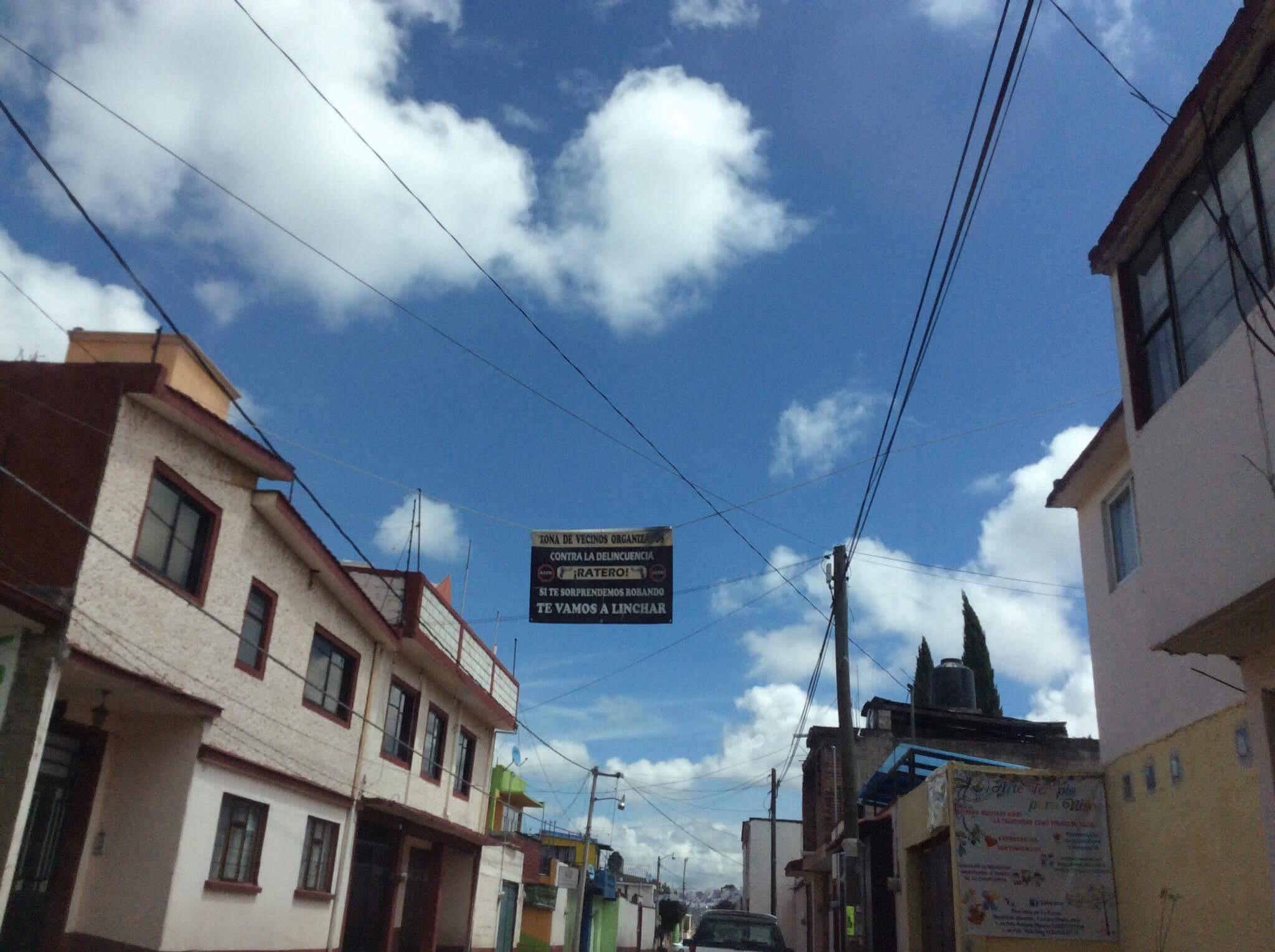 """Inseguridad, una """"bomba de tiempo"""" en Toluca"""