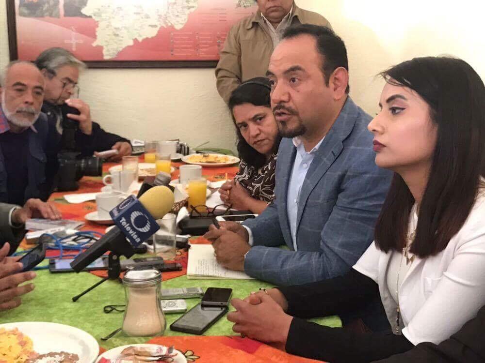 """""""Mejorar Toluca es posible sólo con apoyo de la ciudadanía"""""""