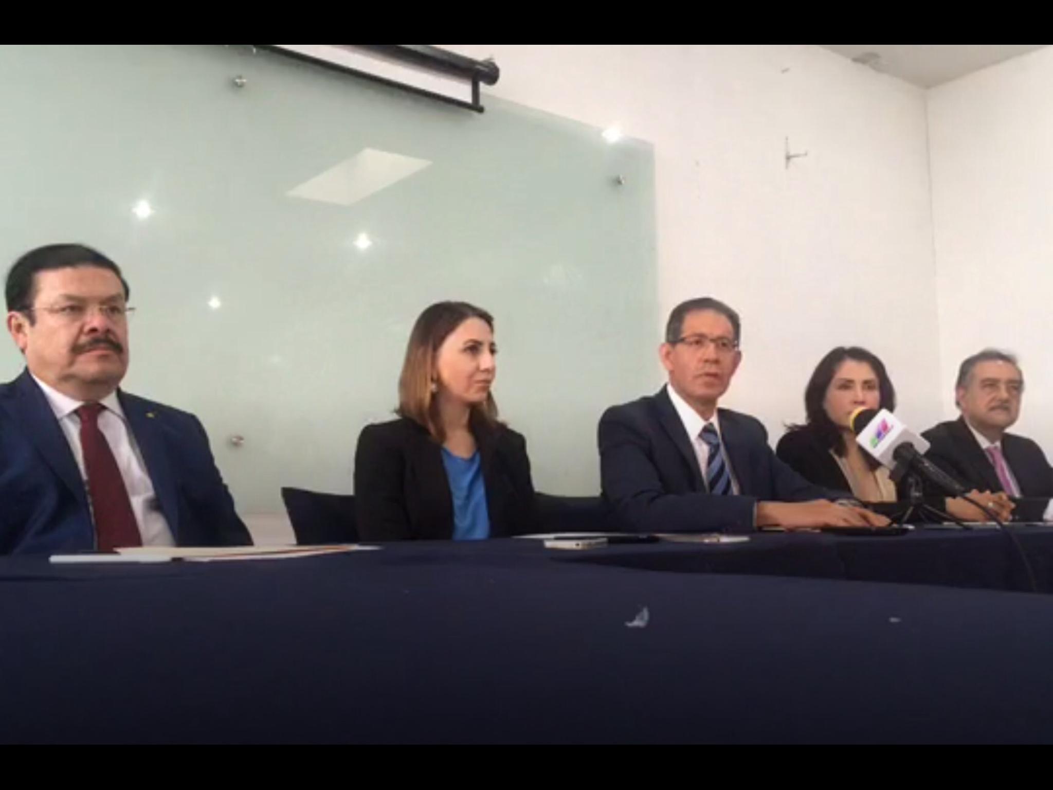 Cercanos al poder integran el comité ciudadano Anticorrupción