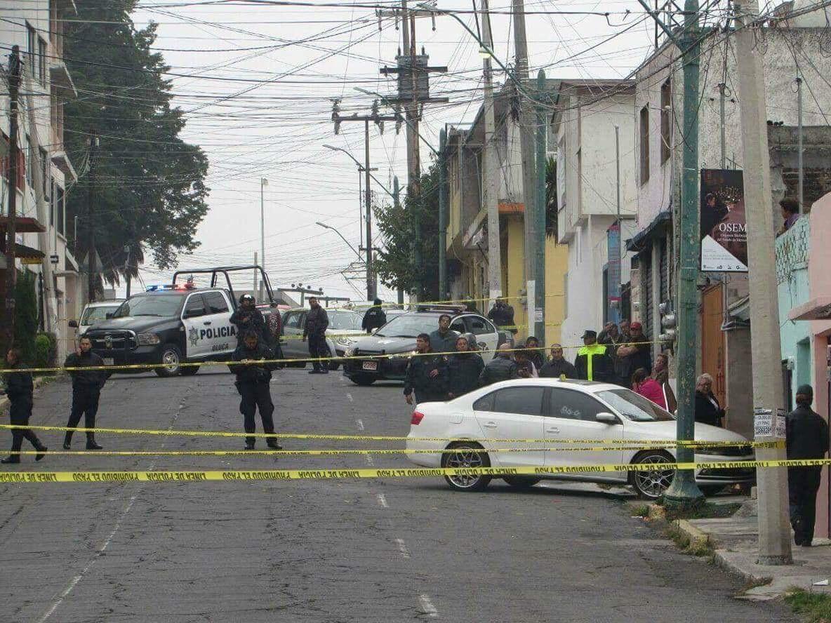 Violencia imparable en Edomex: ejecutan a uno en Toluca