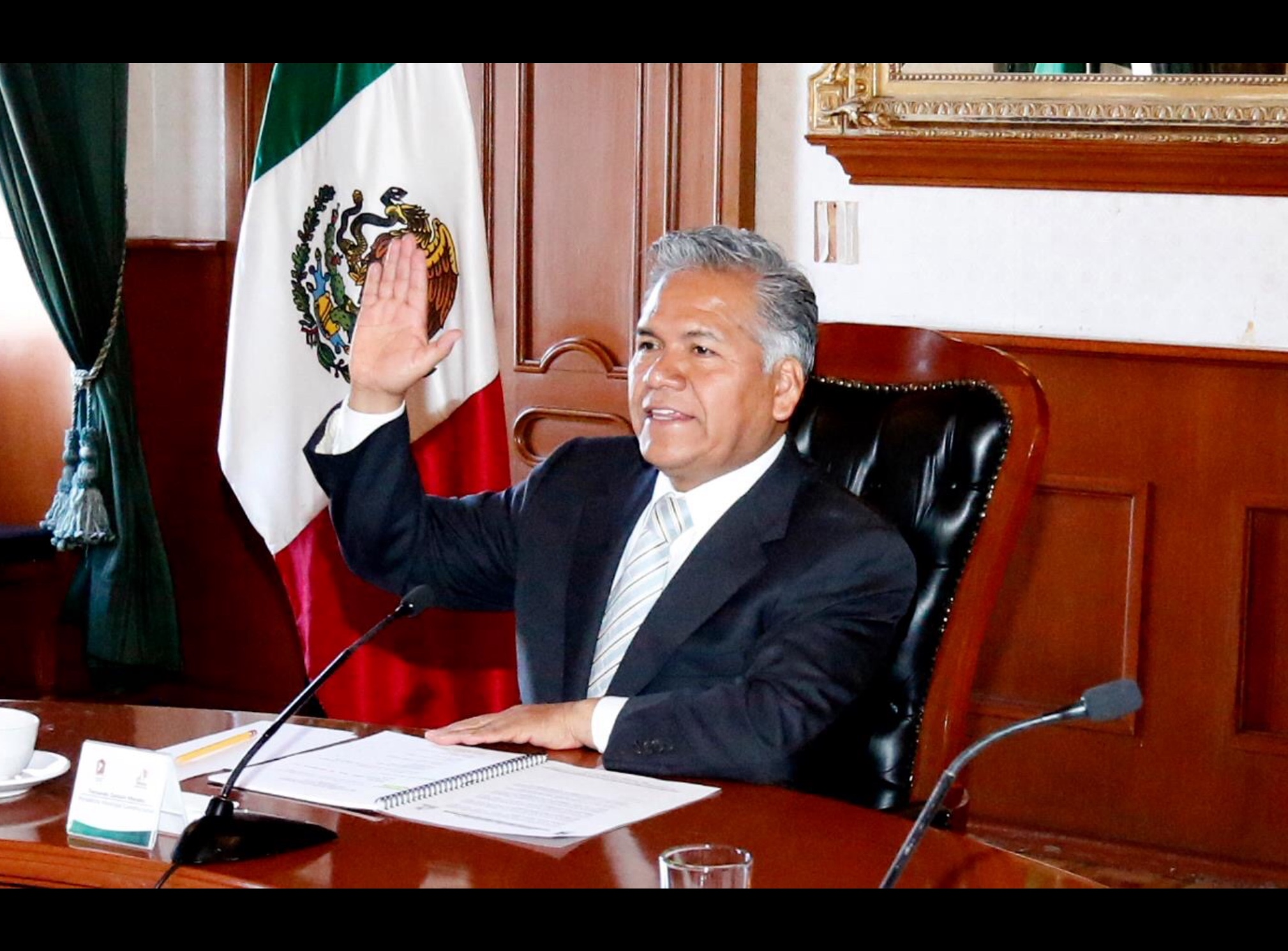 Zamora quiere dejar sin Buen Fin a empleados de Toluca