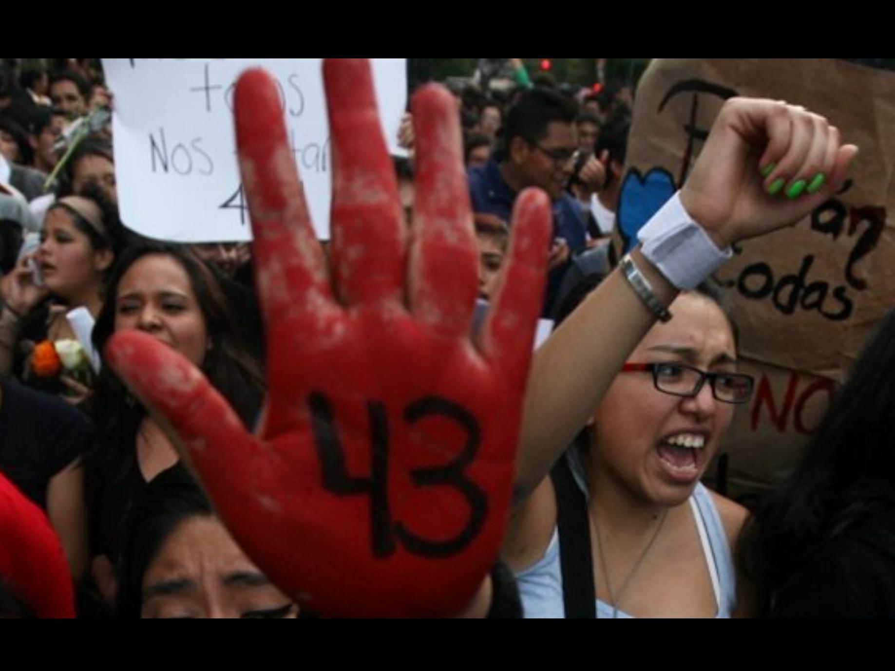 Ayotzinapa, seis años de impunidad