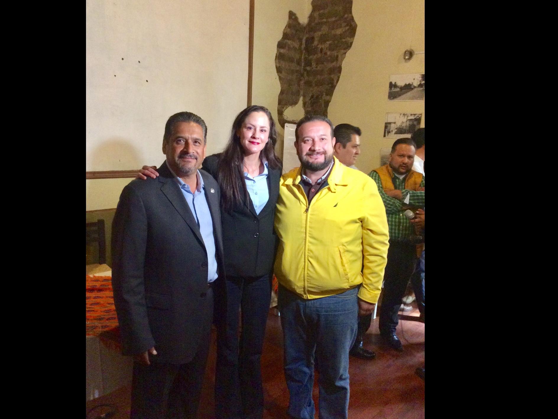 Avanza Frente Ciudadano para sacar al PRI de Toluca