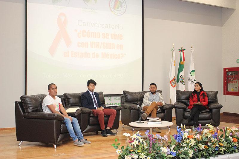 Impulsa Codhem prevención del VIH-SIDA