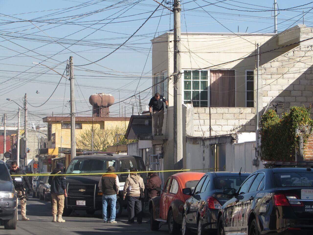 Matan a menor y hieren a mujer en Metepec