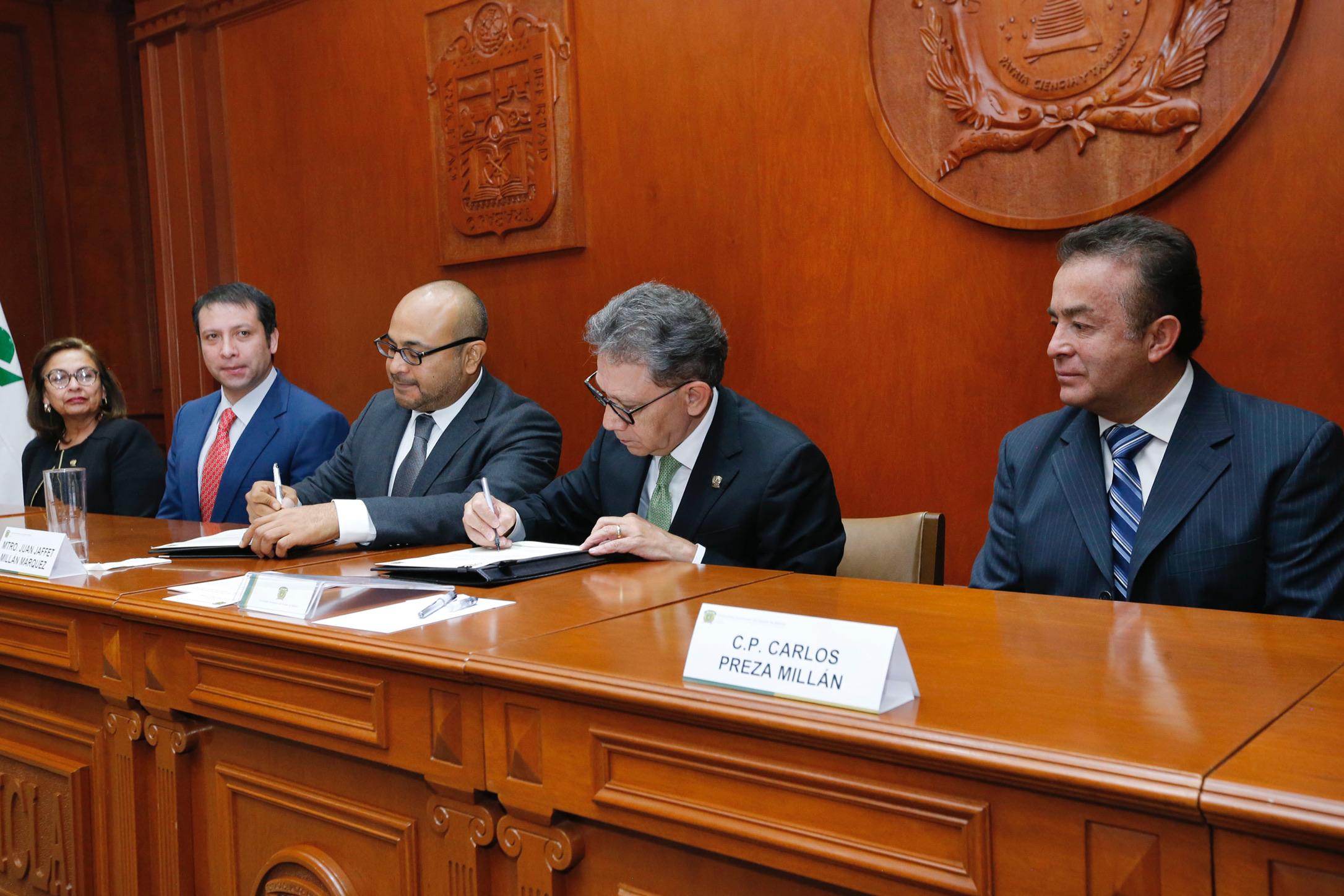 Inicia UAEM nueva etapa de cooperación con la sociedad