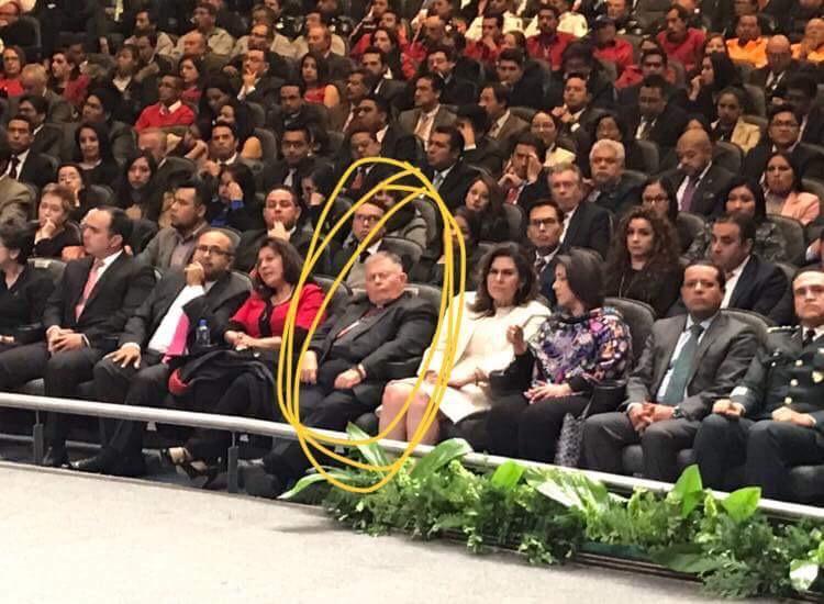 Desangelado segundo informe del alcalde de Toluca