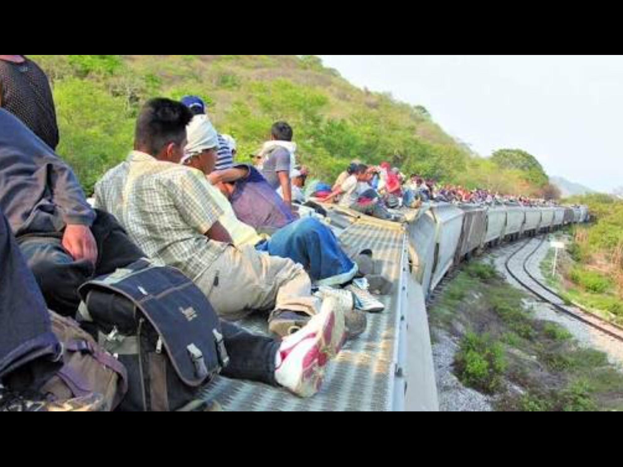 """Vigila Codhem """"ruta del migrante"""" en Edoméx"""