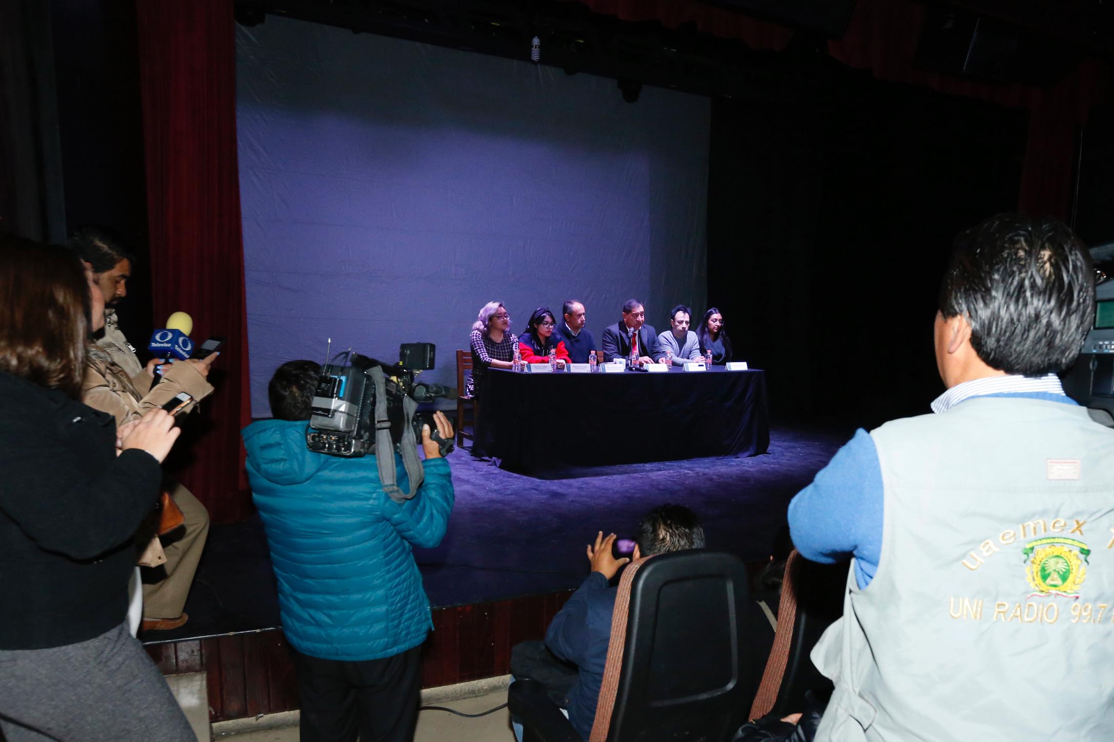 Ocho días de cine hecho en México en UAEM