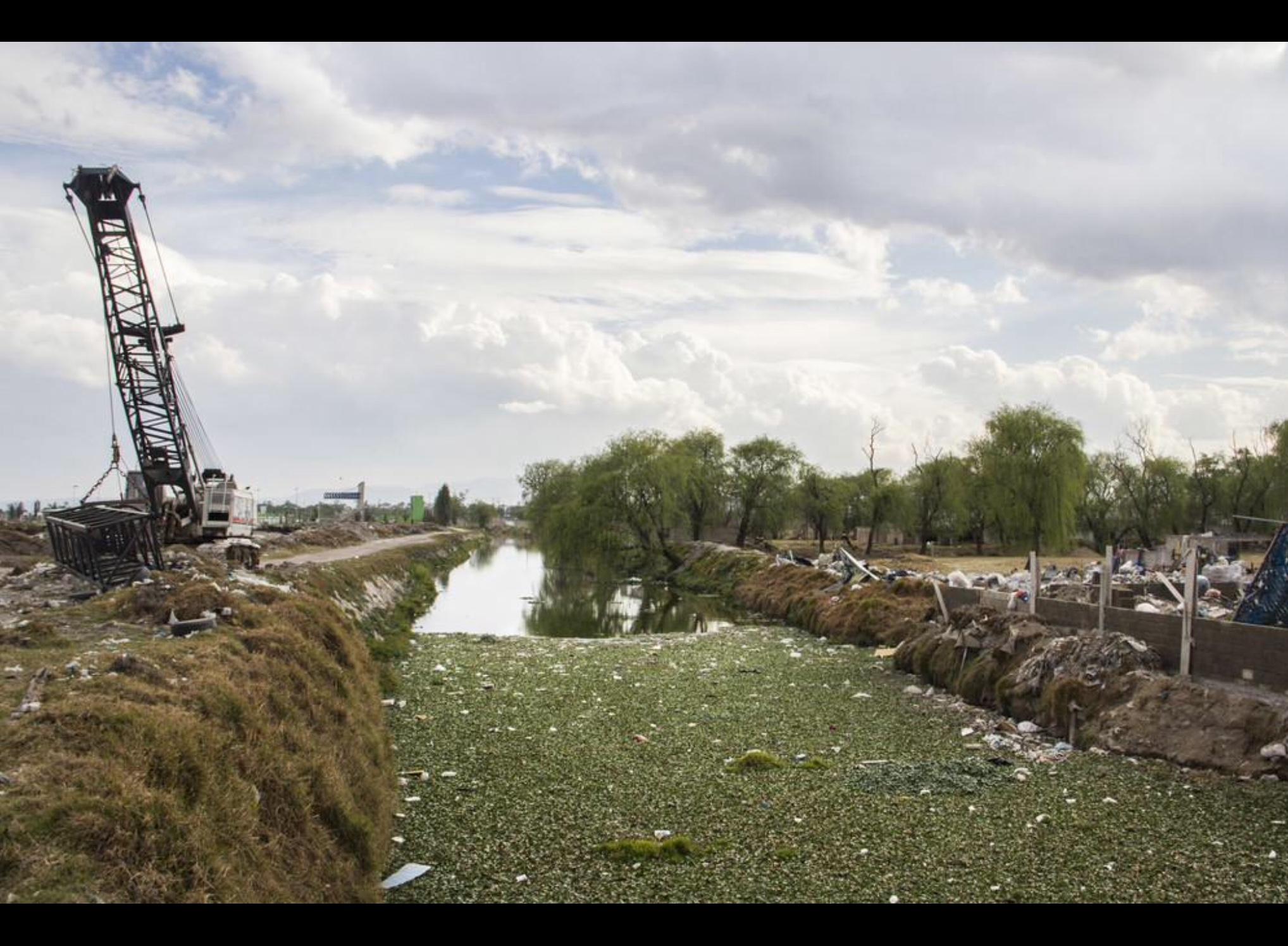 """Contaminación en ríos de Edoméx, una """"bomba de tiempo"""""""