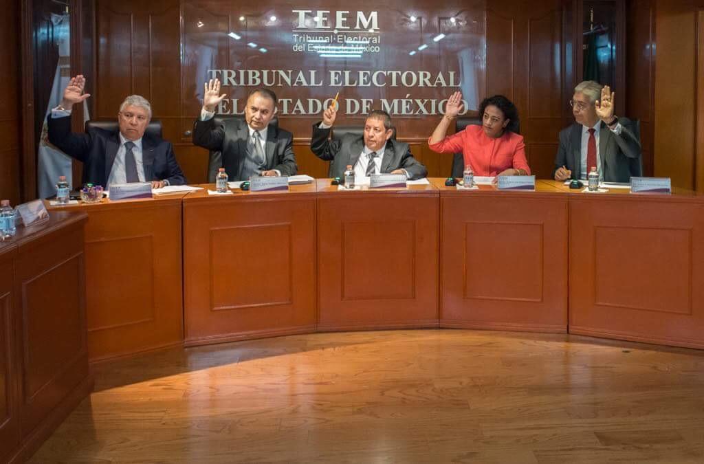 Valida TEEM dos candidaturas independientes más en Edoméx
