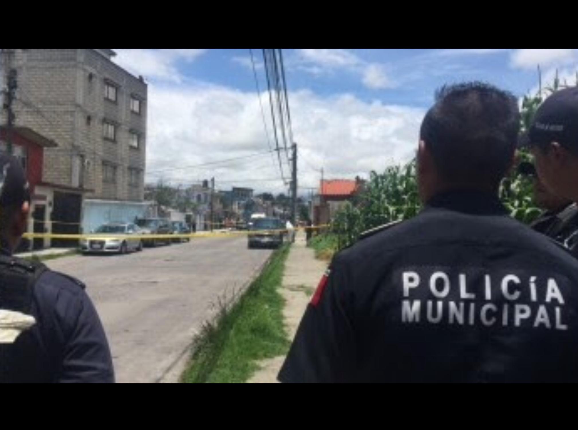 A balazos matan a uno y hieren a otro en Toluca