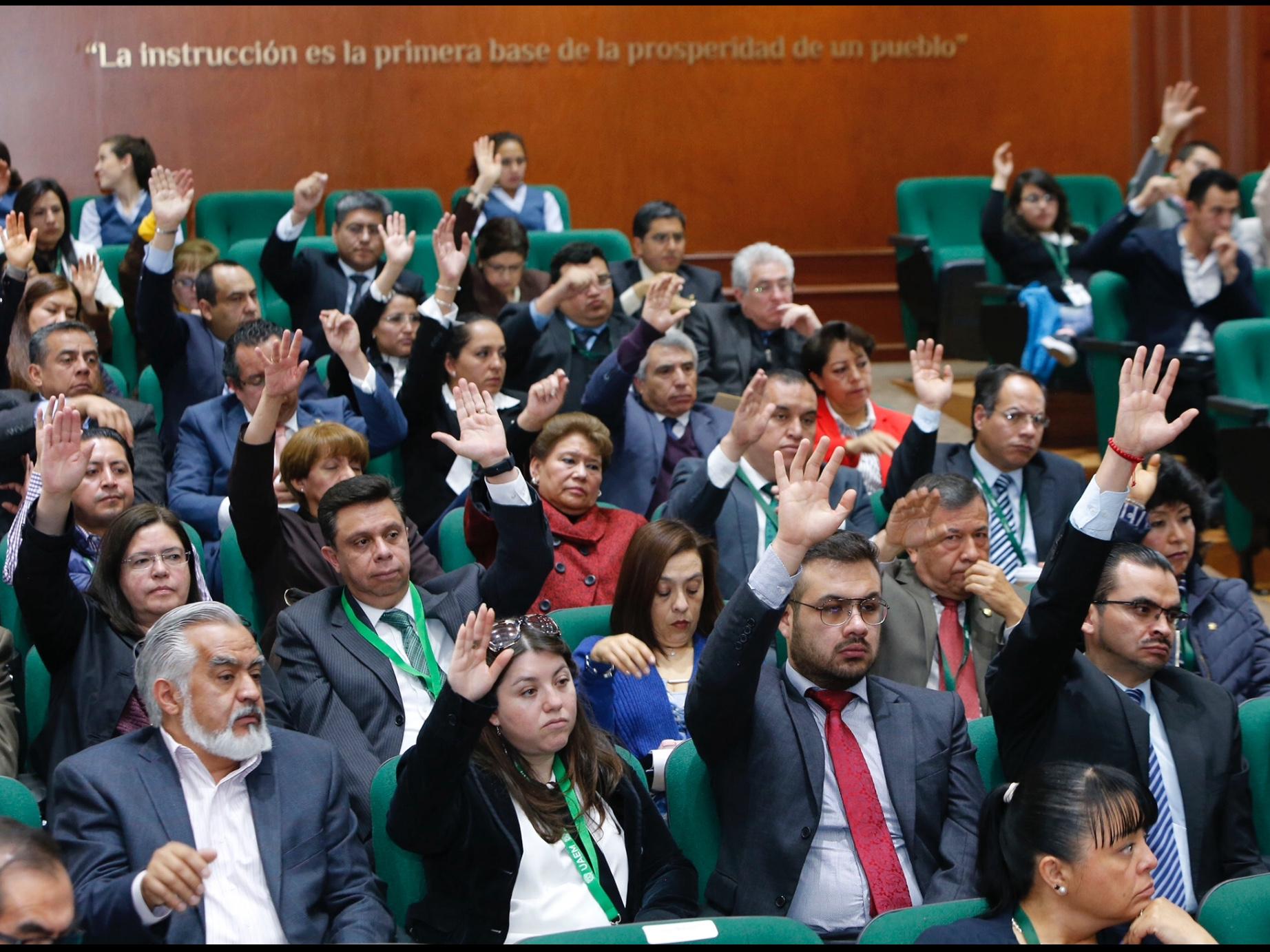Da UAEM Honoris Causa a Ana Cecilia Noguez Garrido
