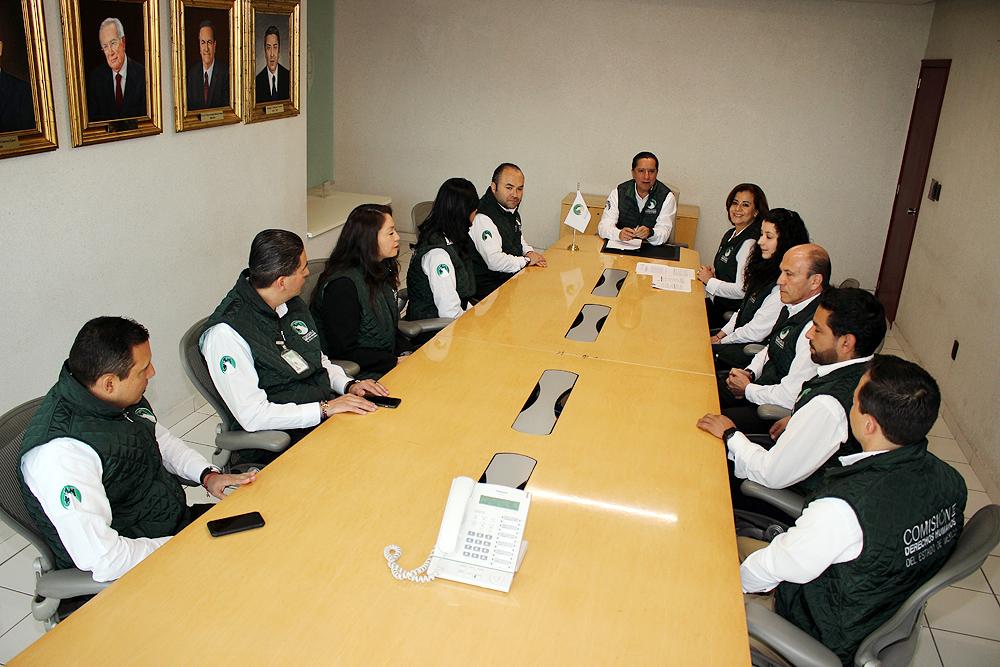 Instala Codhem Comité por igualdad laboral y no discriminación