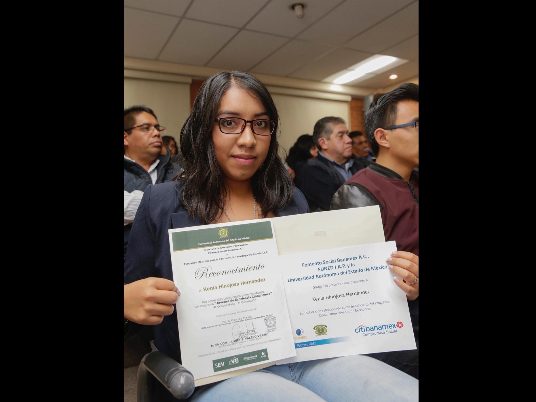 Exporta UAEM estudiantes de posgrado