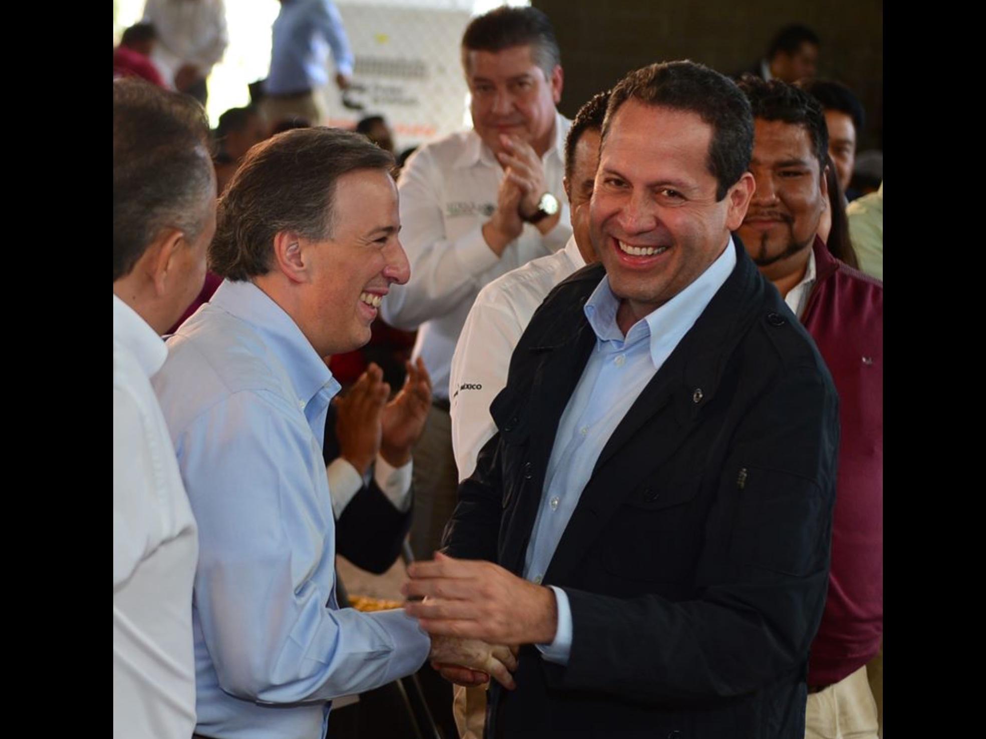 Señala ASF a Eruviel de jinetear 1,557 mdp en 2016