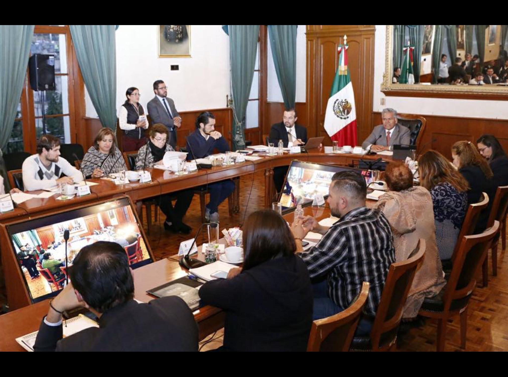 A nómina, 48% del presupuesto 2018 en Toluca