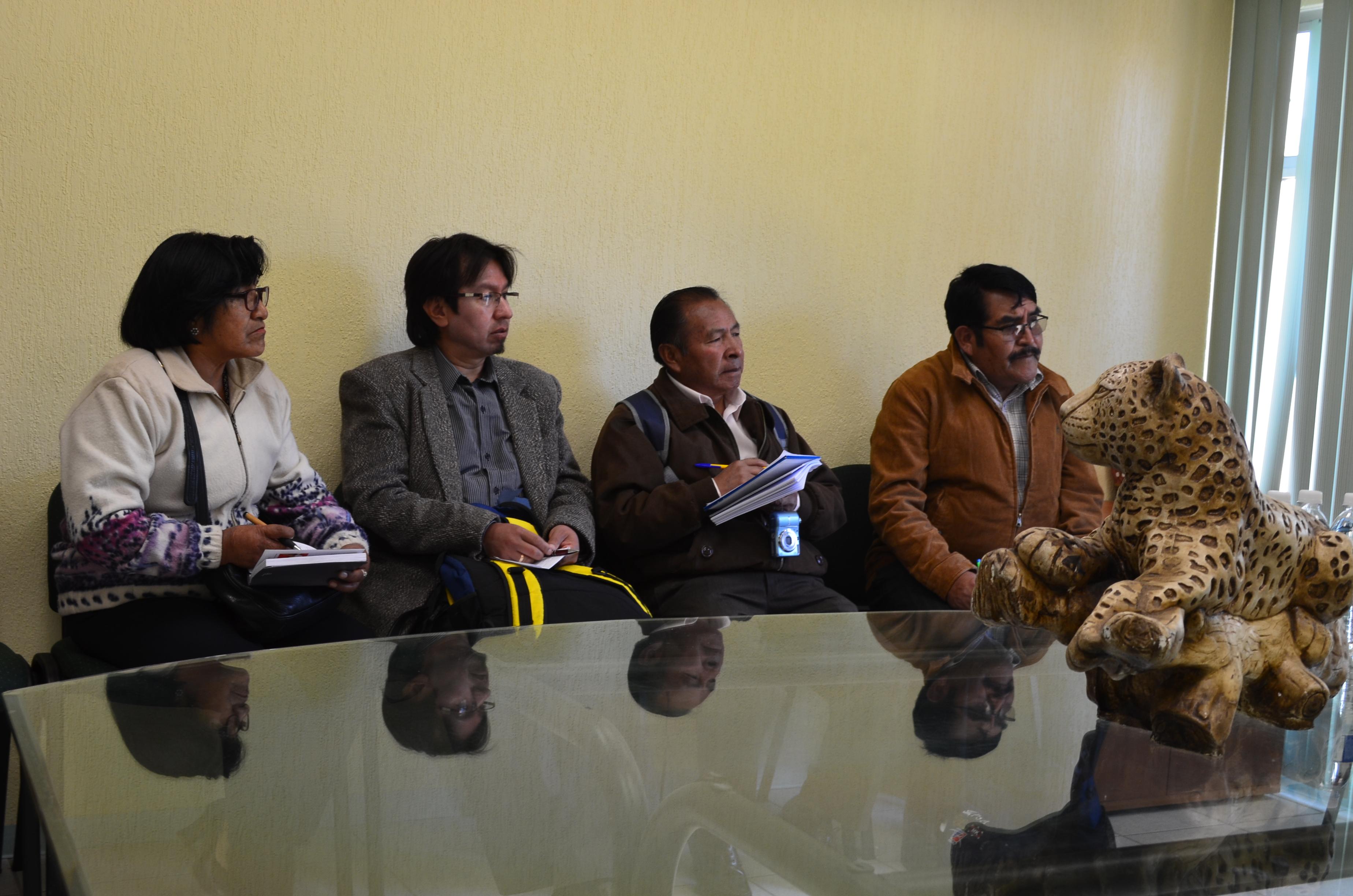 Investigadores peruanos buscan intercambio de conocimientos con UAEM