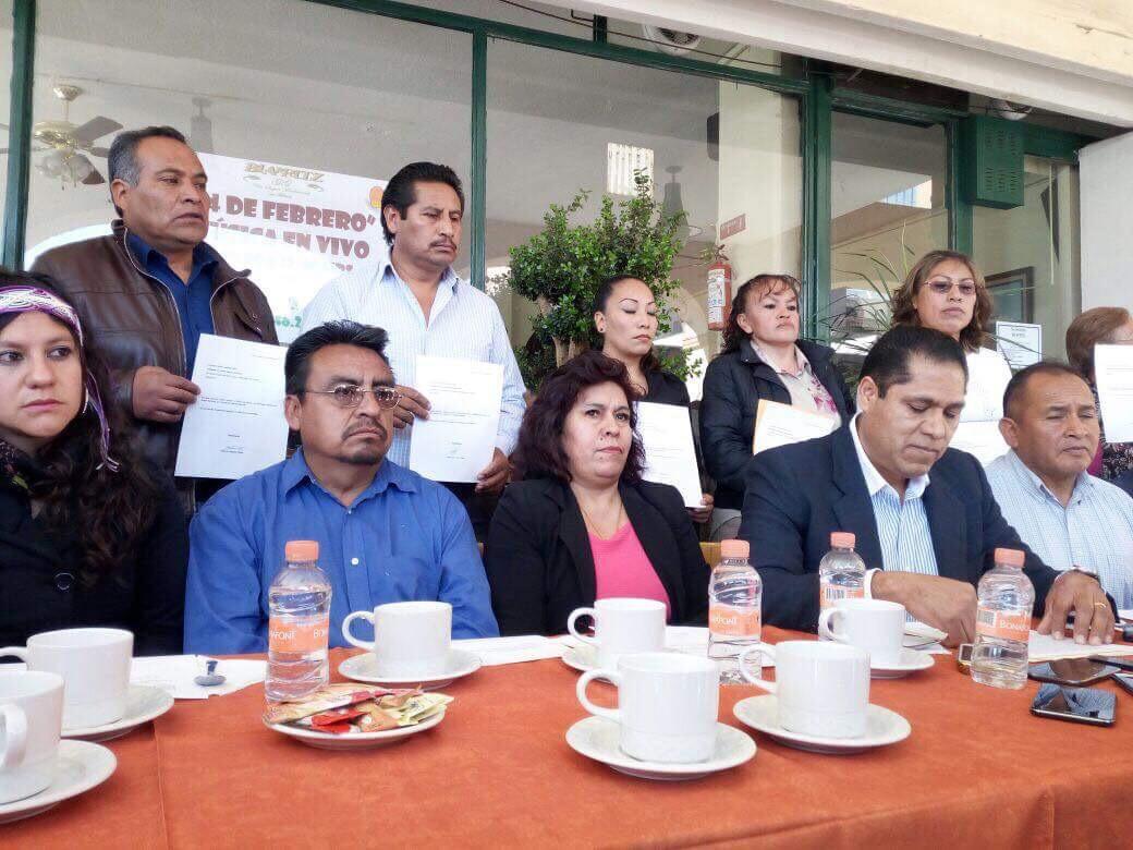 Renuncian al PAN para operar a favor de JuanRo en Toluca