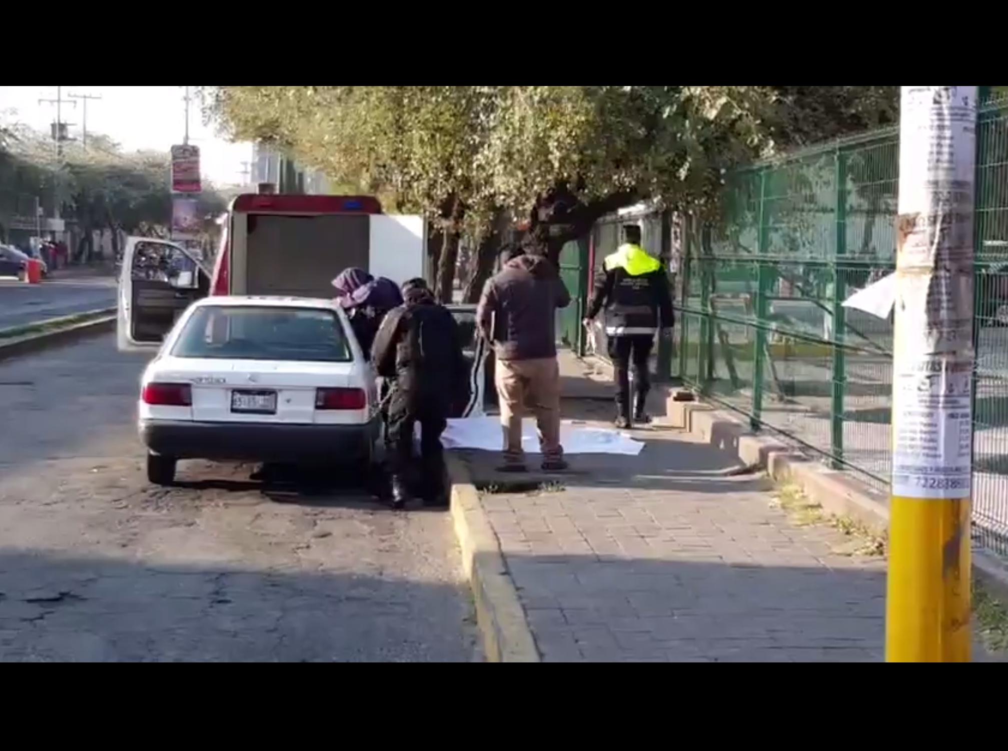 Asesinan a mujer en Toluca