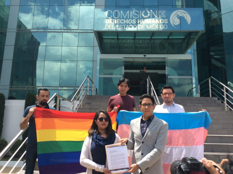 Piden a Comisión de Derechos Humanos intervenir contra terapias de