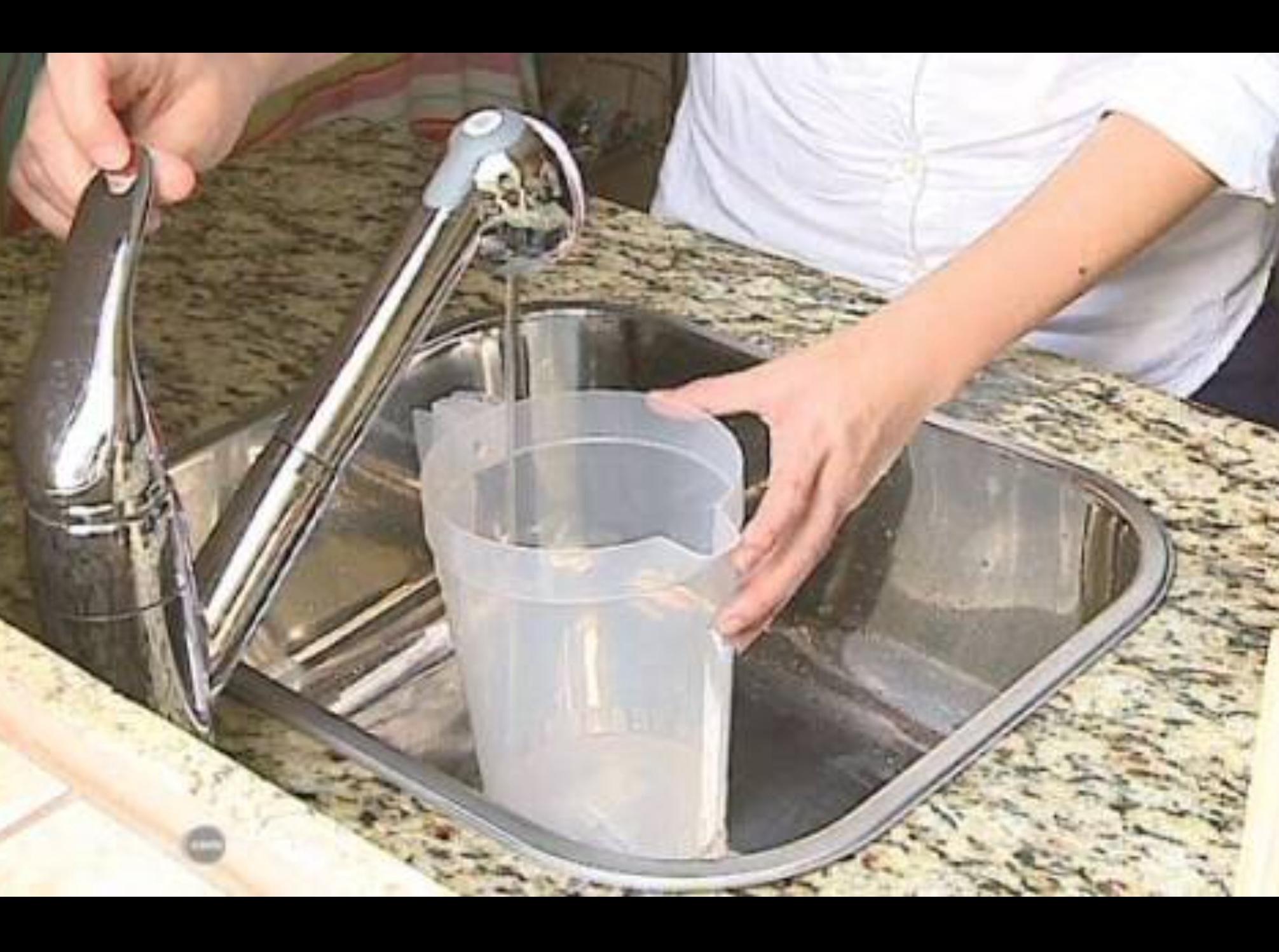 El agua es de todos: llama Codhem a racionar y reutilizar el líquido