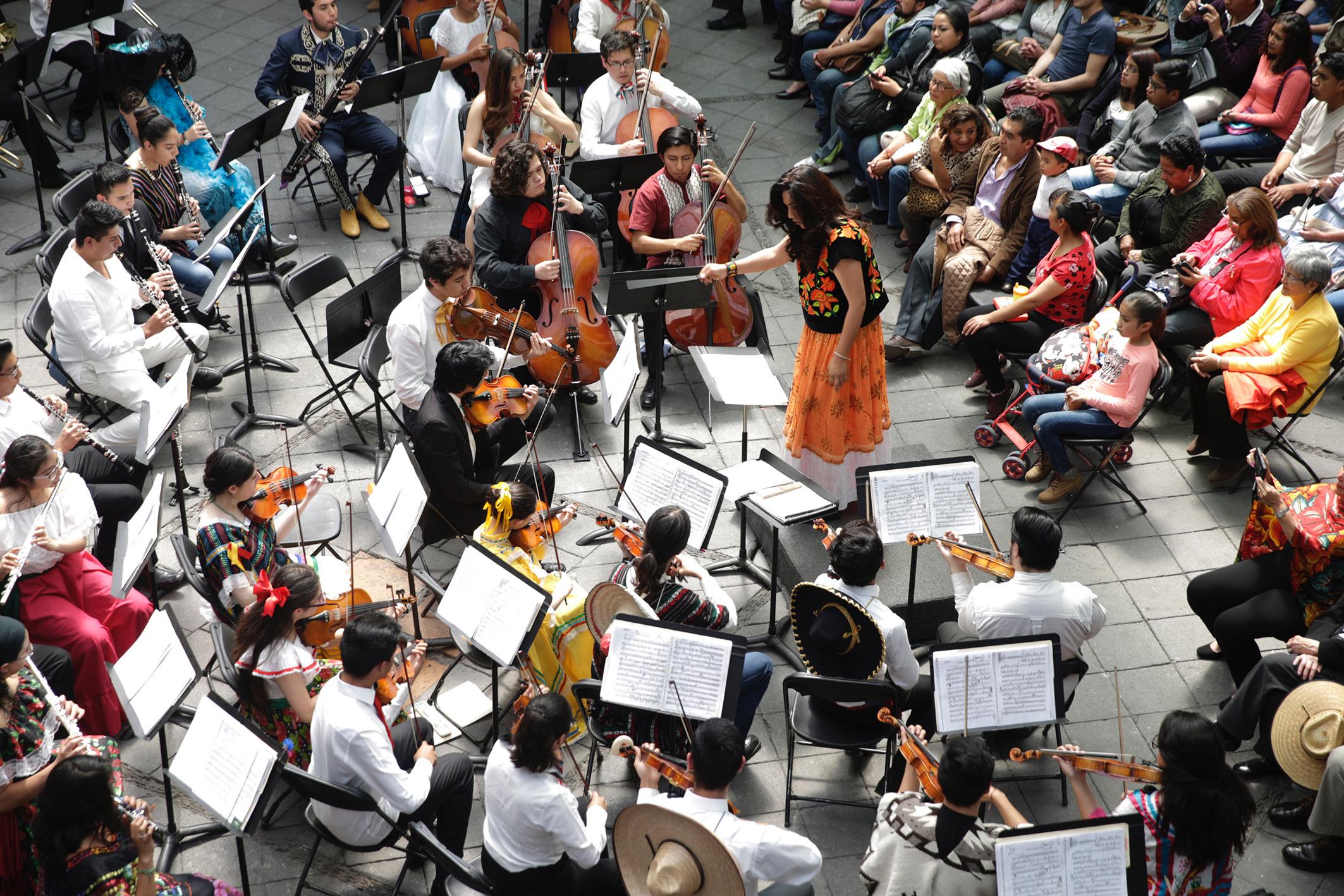 Lerma y Galerías Toluca, próximos escenarios de sinfónica de UAEM