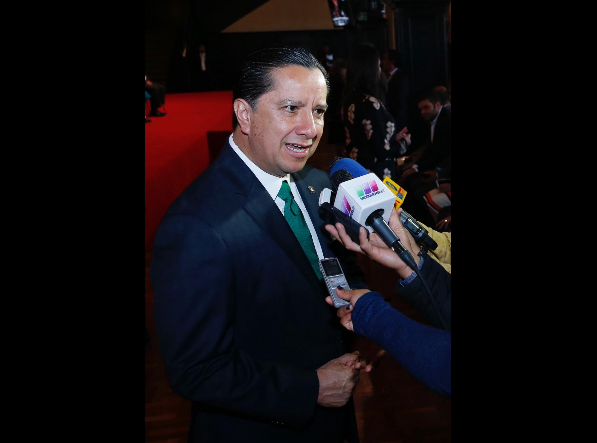 Positiva la Reforma a la Ley de la UAEM: Jorge Olvera