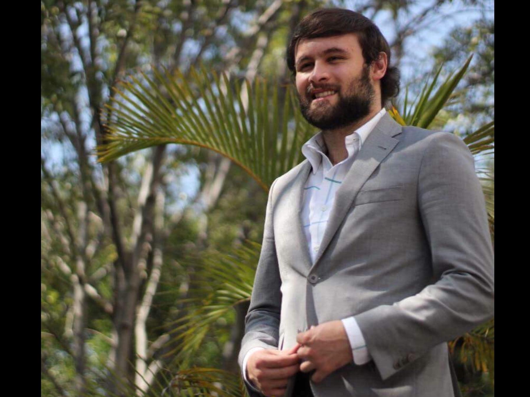 José Monroy, con la mira en el distrito 36 en Edoméx