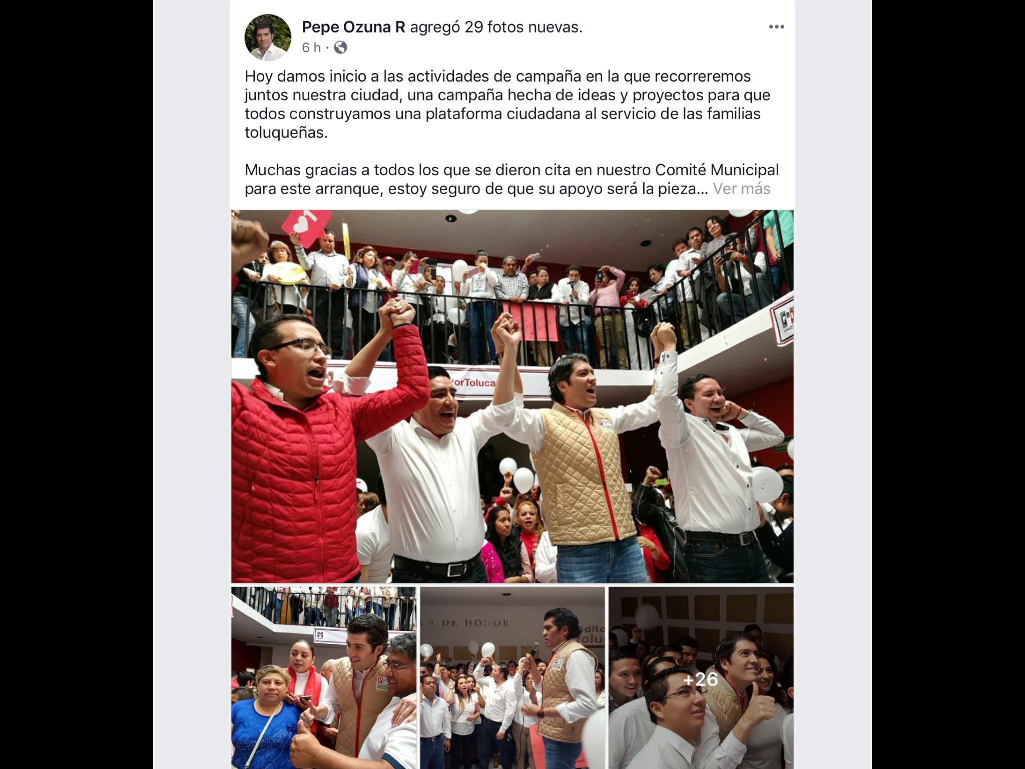 """""""Tenemos a los más chingones"""", dice líder juvenil del PRI"""