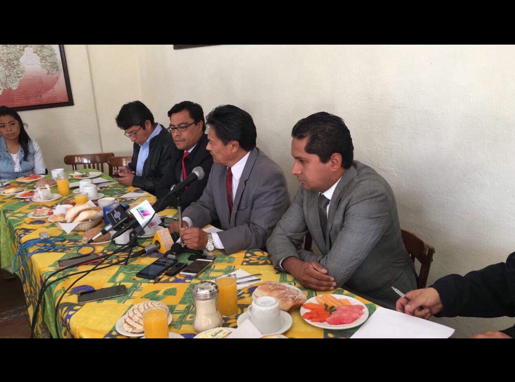 Acumula alcalde de Toluca denuncias en su contra