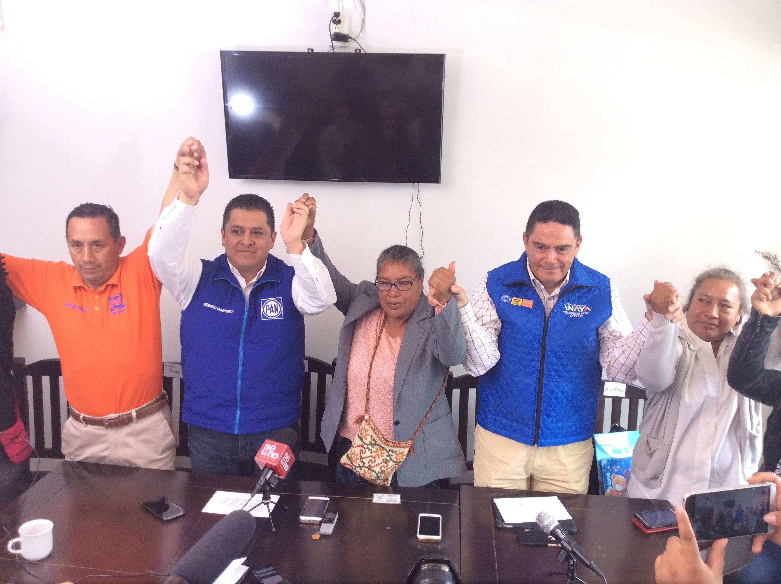 Liderazgos de MORENA optan por Pliego sobre JuanRo