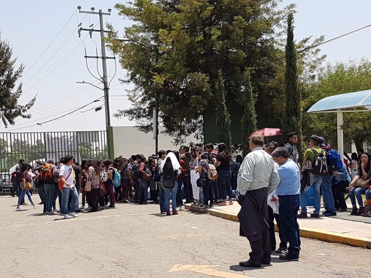 Conflicto en Texcoco, bajo control: UAEM