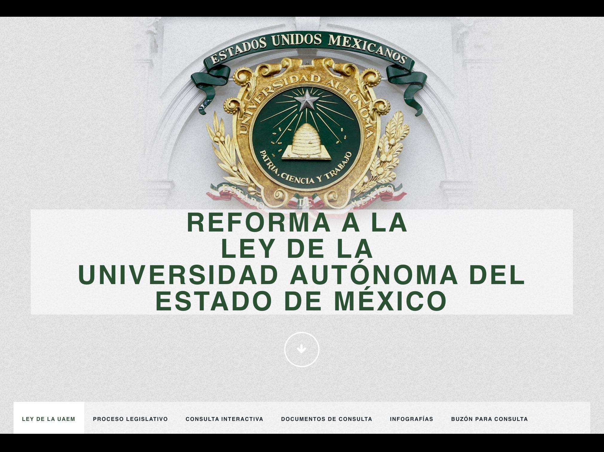Amplia UAEM periodo de consulta sobre reforma Universitaria