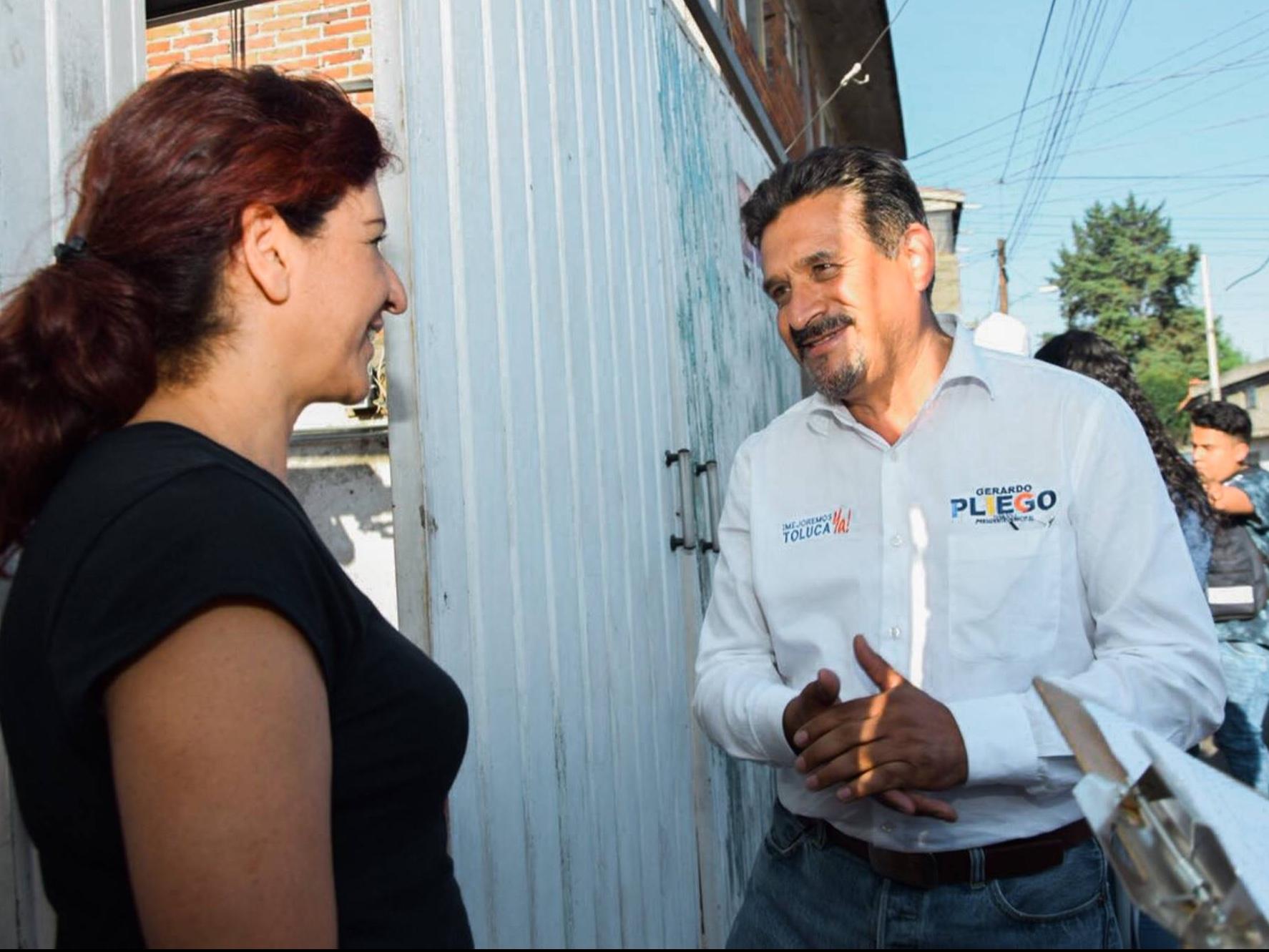En Toluca: menos a nómina y más a servicios, propone Pliego