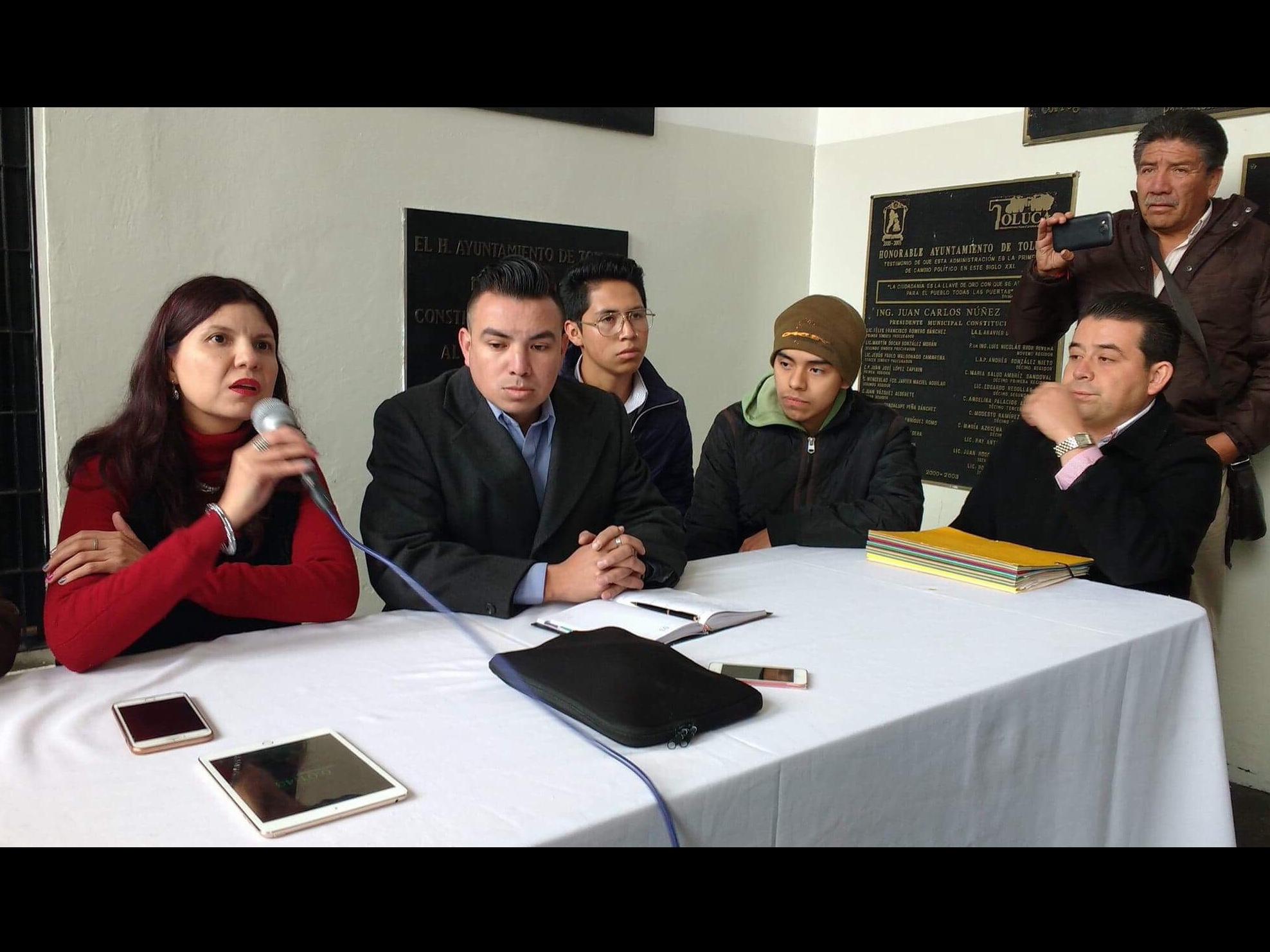 Engrosa alcalde de Toluca lista de acreedores