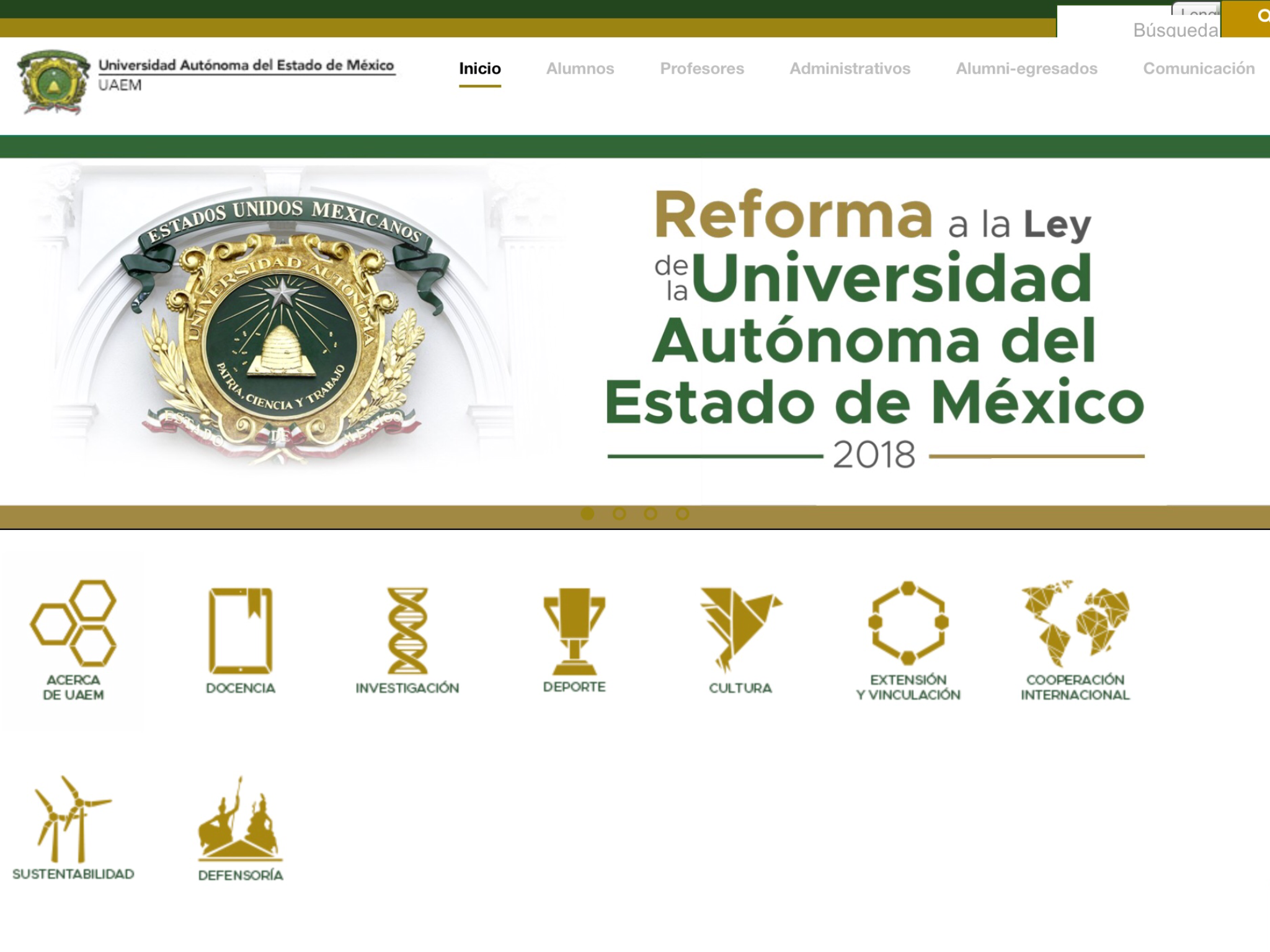 Contaduría y Administración a favor de Reforma a la Ley de la UAEM