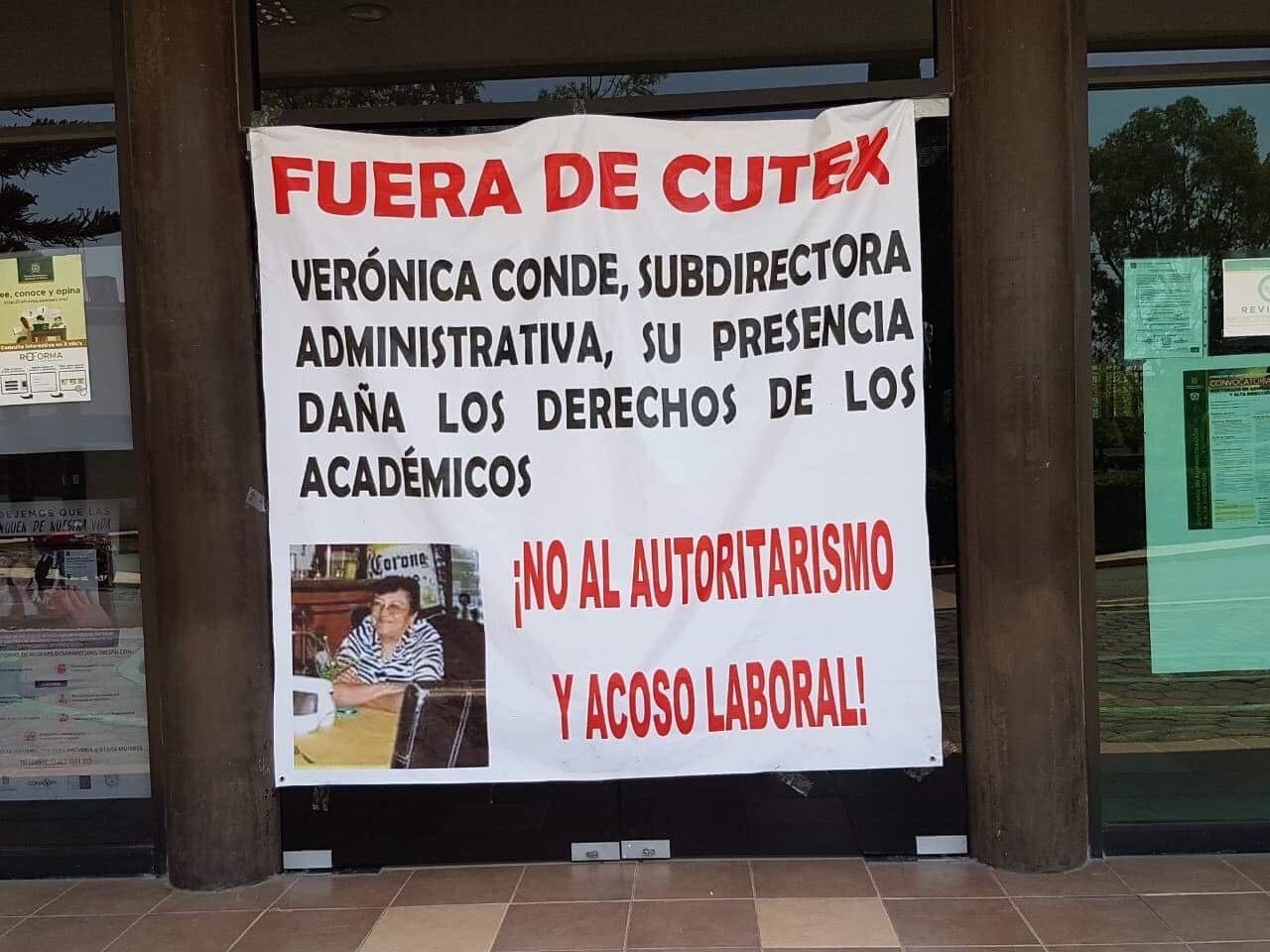 Estalla conflicto en UAEM-Texcoco