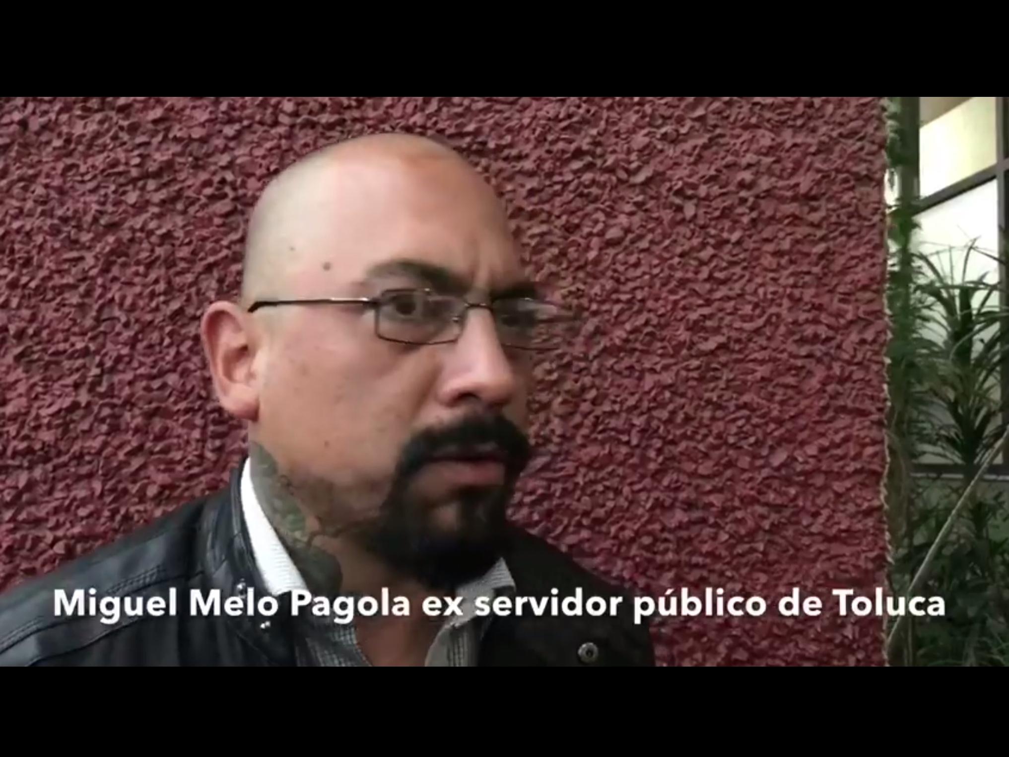 """Niega Melo Pagola cargos por """"huachicoleo"""""""
