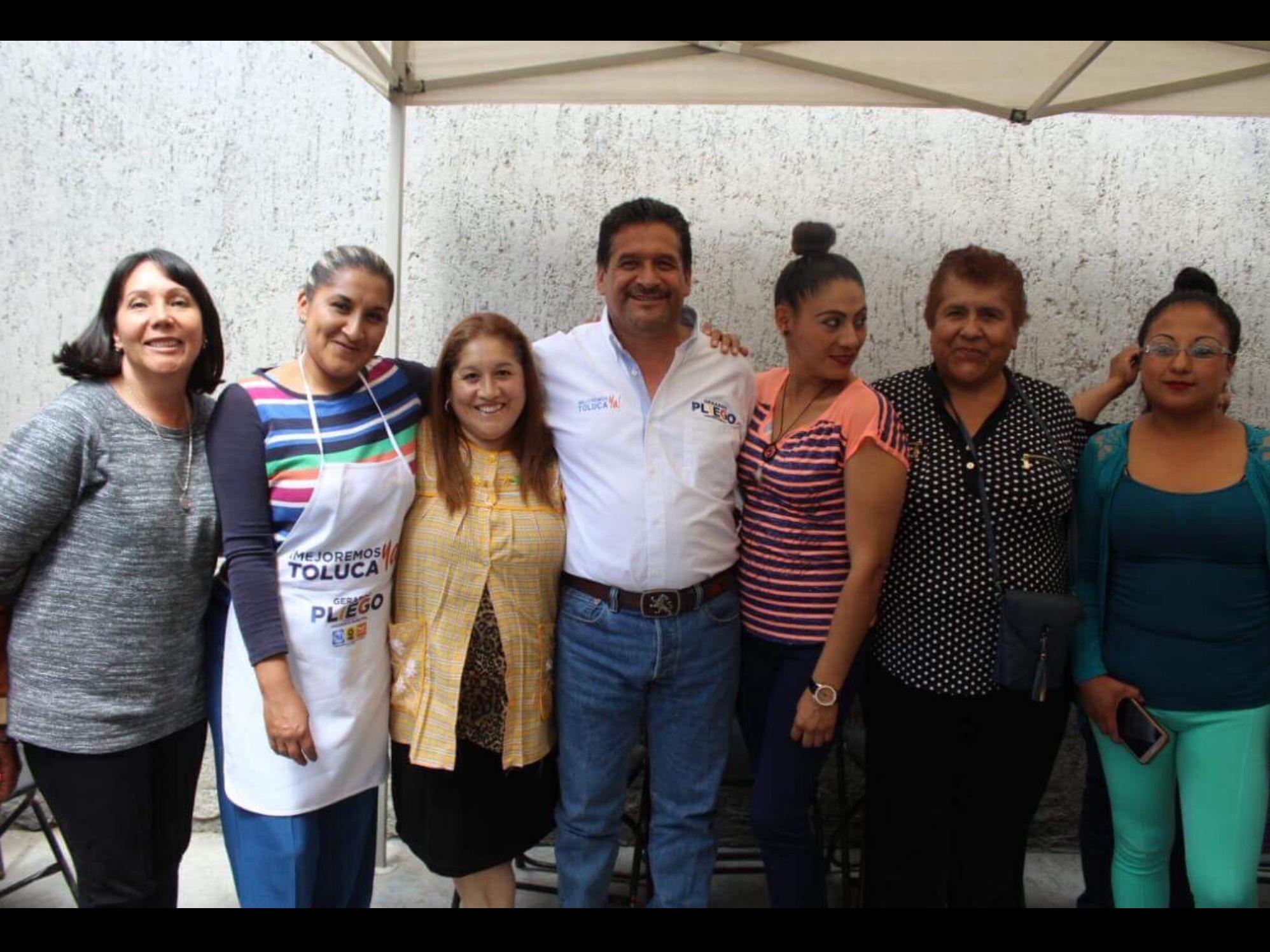 Propuestas sí, violencia no: Gerardo Pliego