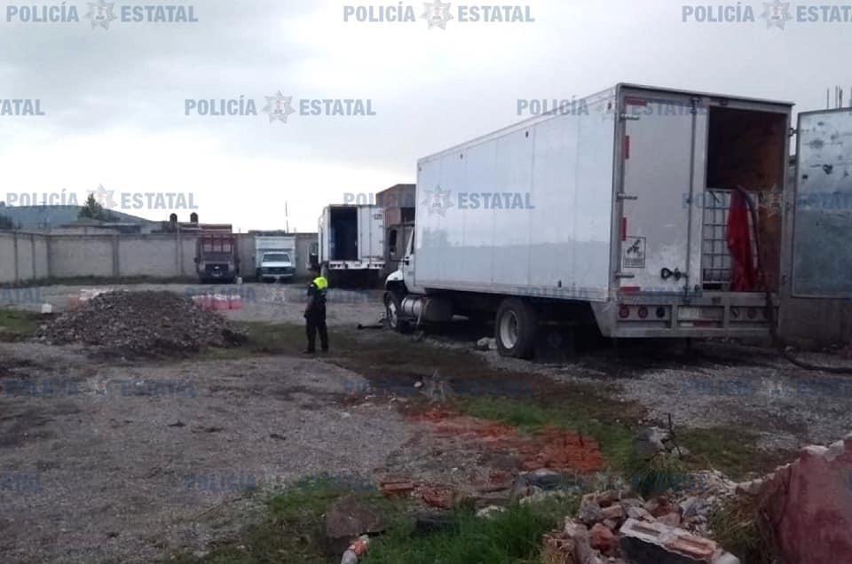 "Hallan otra toma de ""huachicol"" en Toluca"