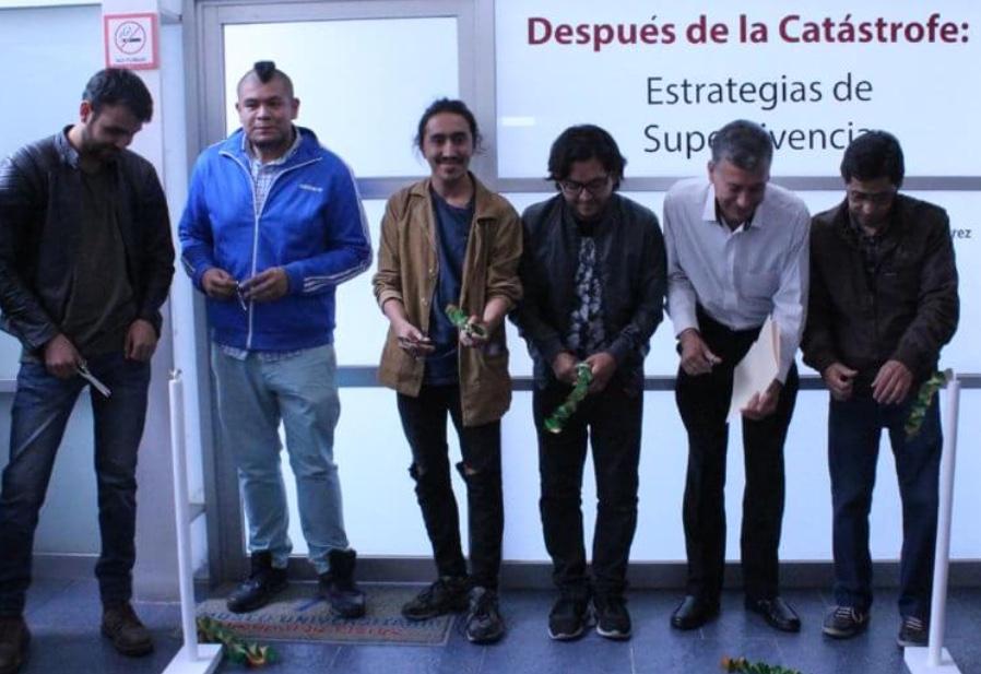 """""""Después de la catástrofe"""", la nueva exposición del MULF"""