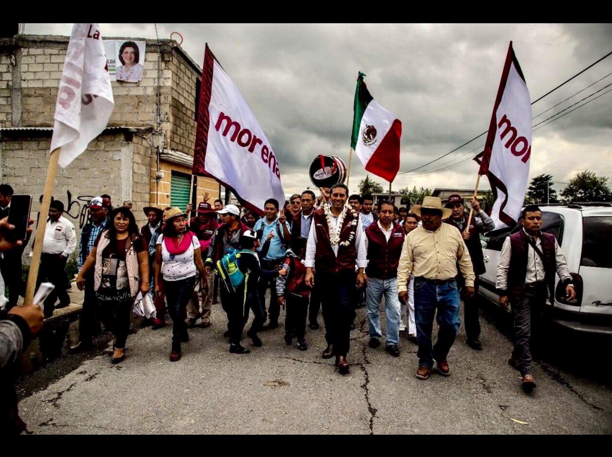 """A votar por """"Amor a Toluca"""", reafirma JuanRo"""