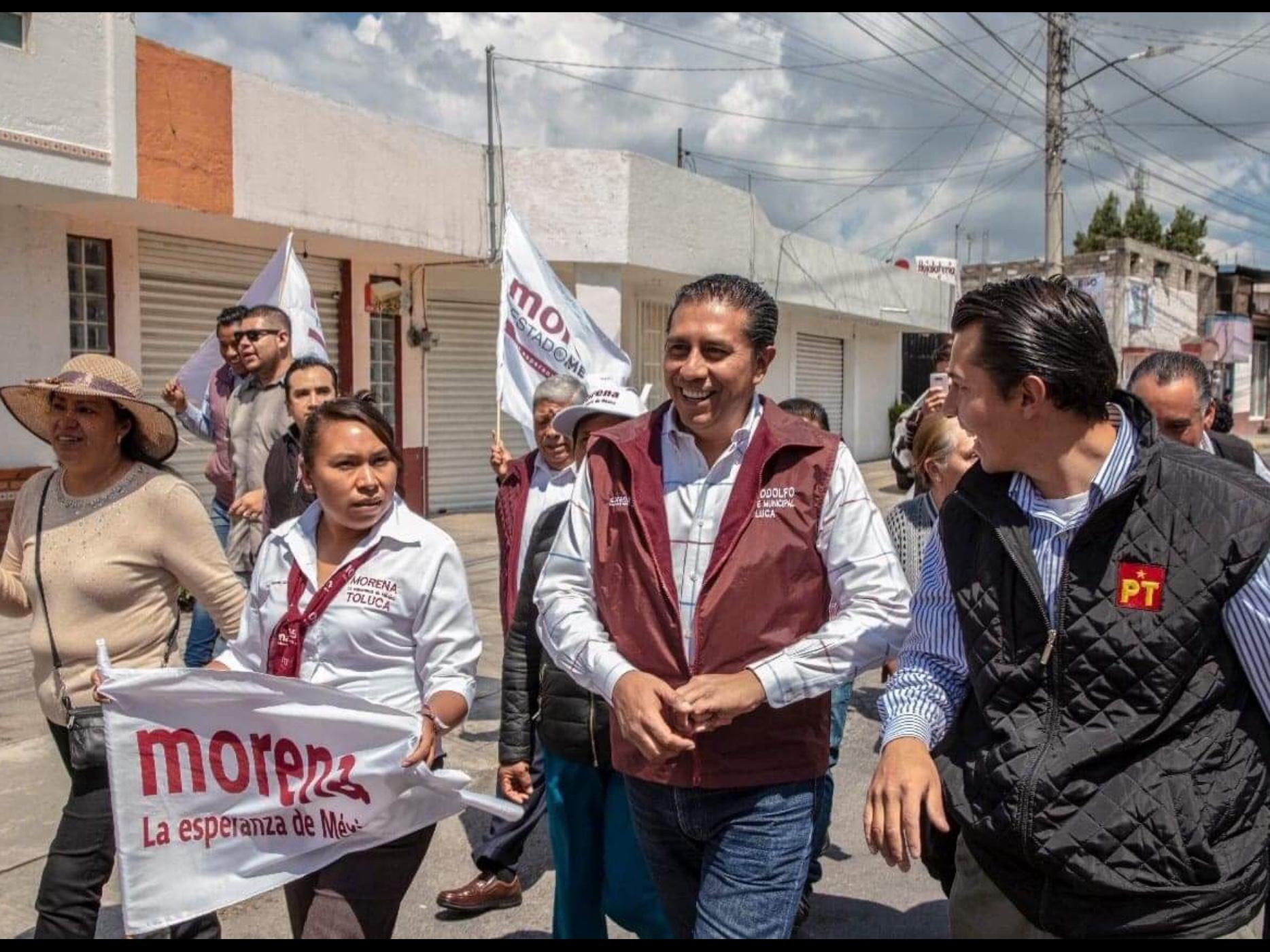 Reconstruir tejido social en Toluca, propone JuanRo
