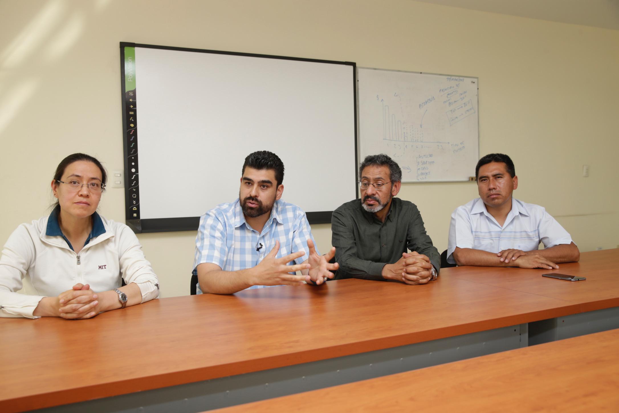 Crean exoesqueleto para rehabilitación en UAEM