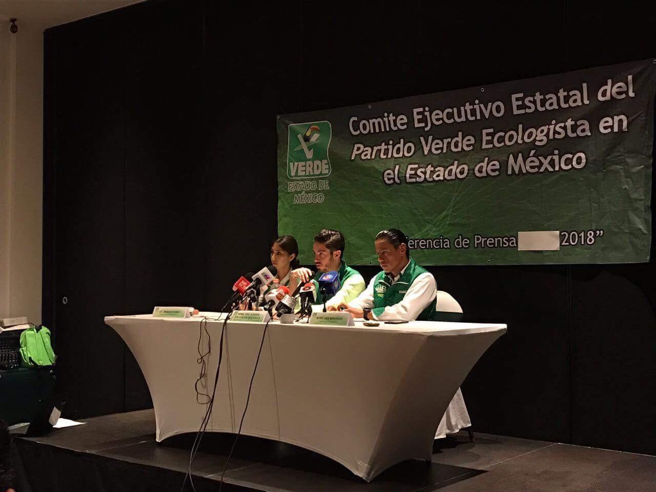 """Acusan candidatos del """"verde"""" guerra sucia en Metepec"""
