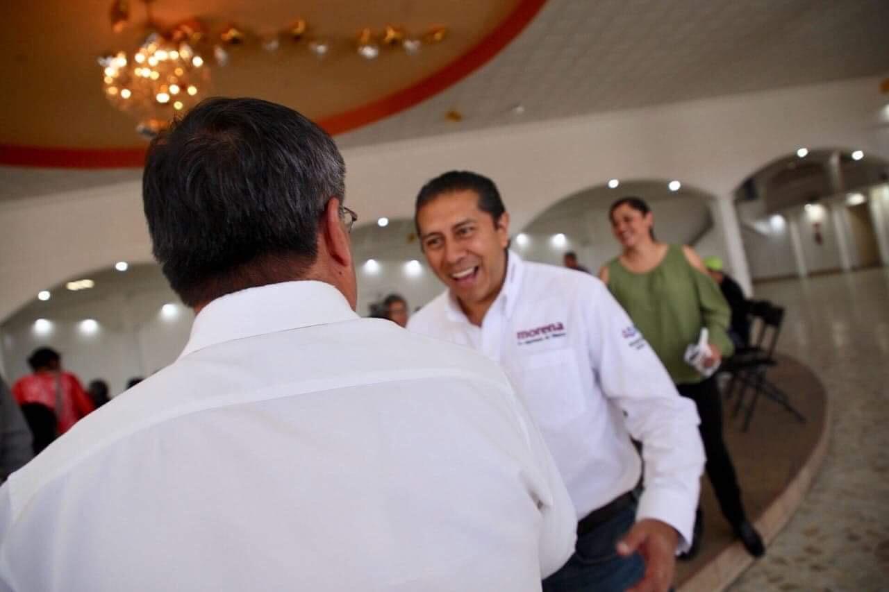 Se reúne JuanRo con grupo vulnerable en Toluca