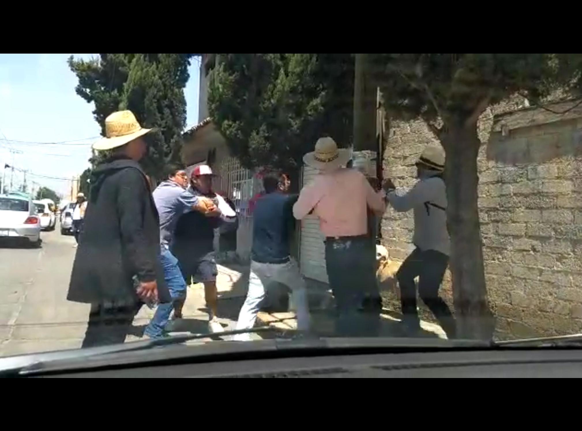 Piden castigar a Zamora por campal en Autopan