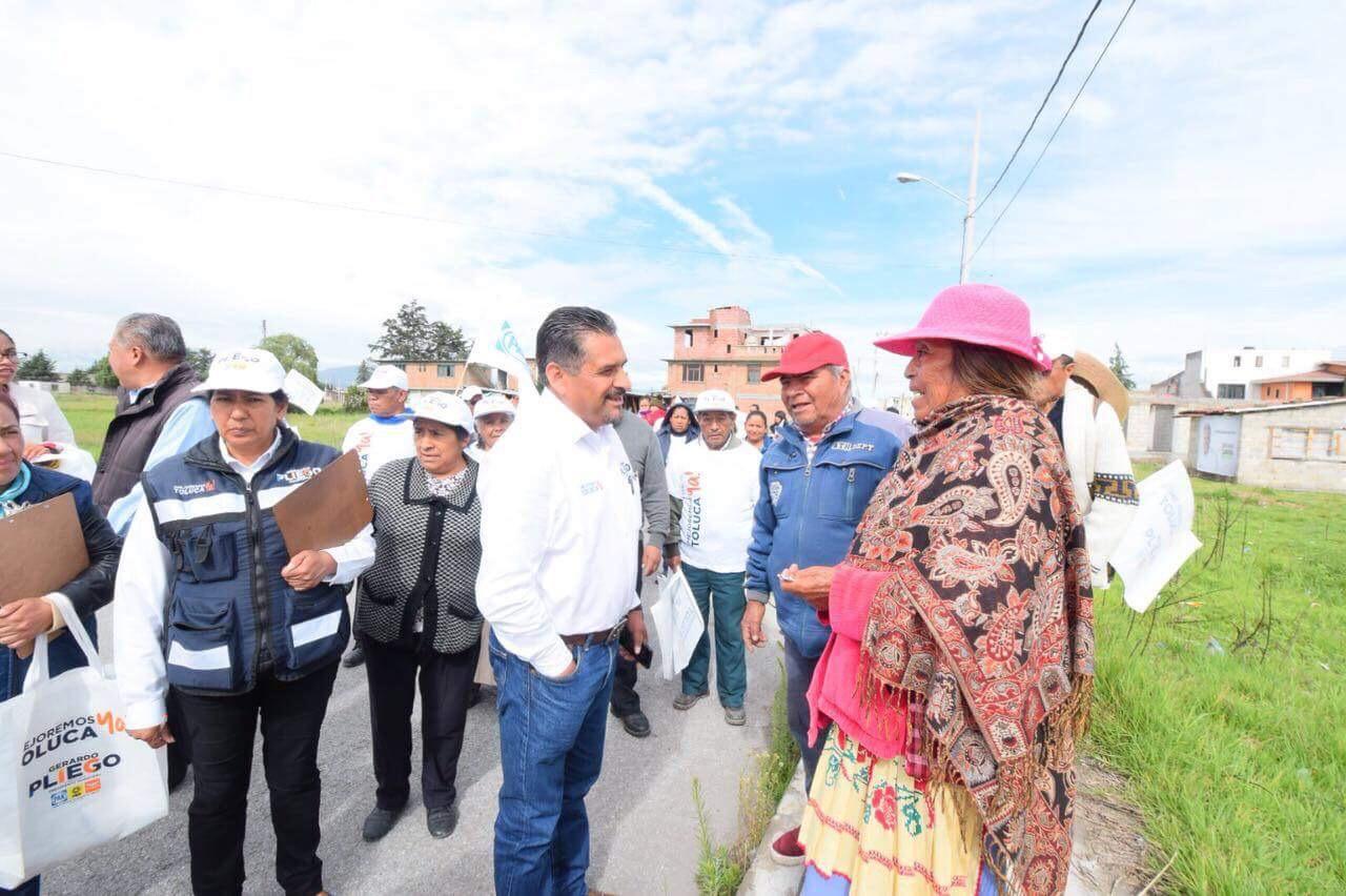 """Voto consciente para mejorar Toluca"""