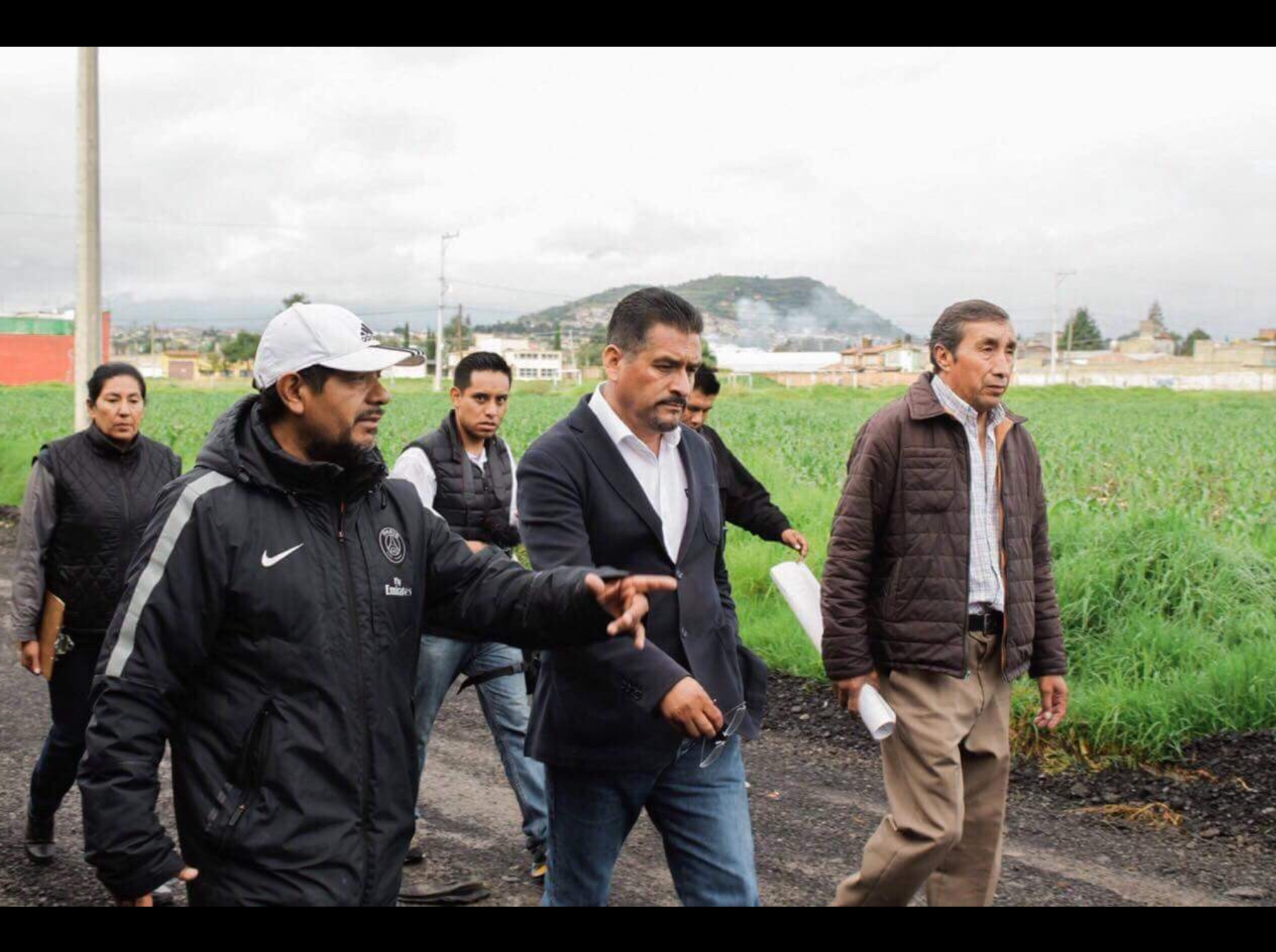 No más inseguridad en Toluca: Gerardo Pliego